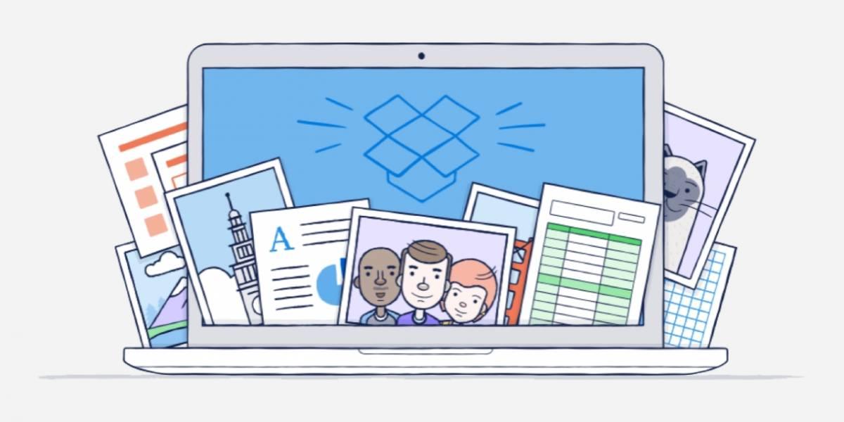Dropbox obliga a usuarios activos desde 2012 a cambiar su contraseña