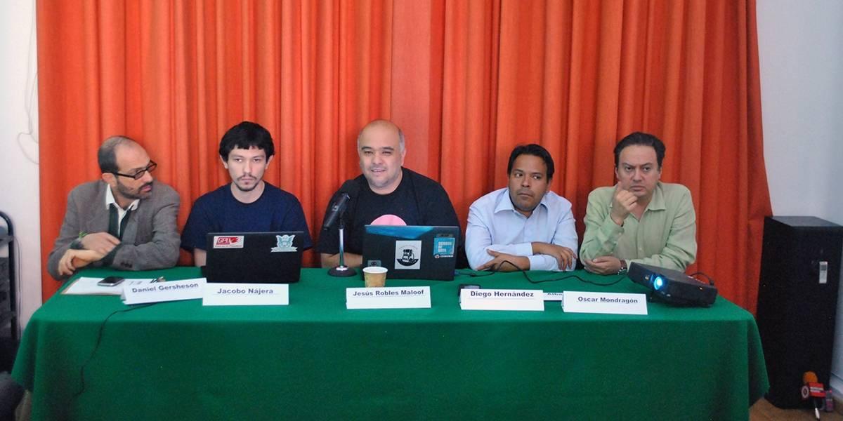 Activistas mexicanos reafirman llamado a defender libertad en internet