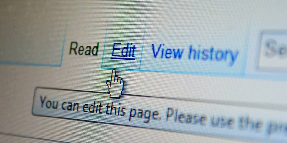 Editan Wikipedia en inglés desde IPs del gobierno del Reino Unido