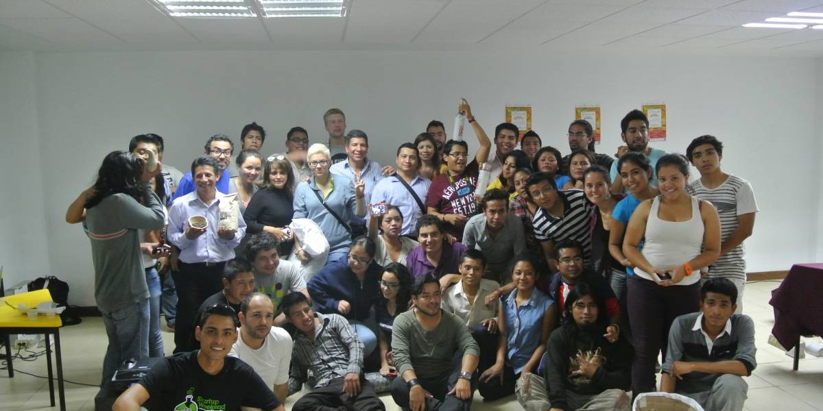 Piensa local, actúa global: Startup Weekend San Cristóbal
