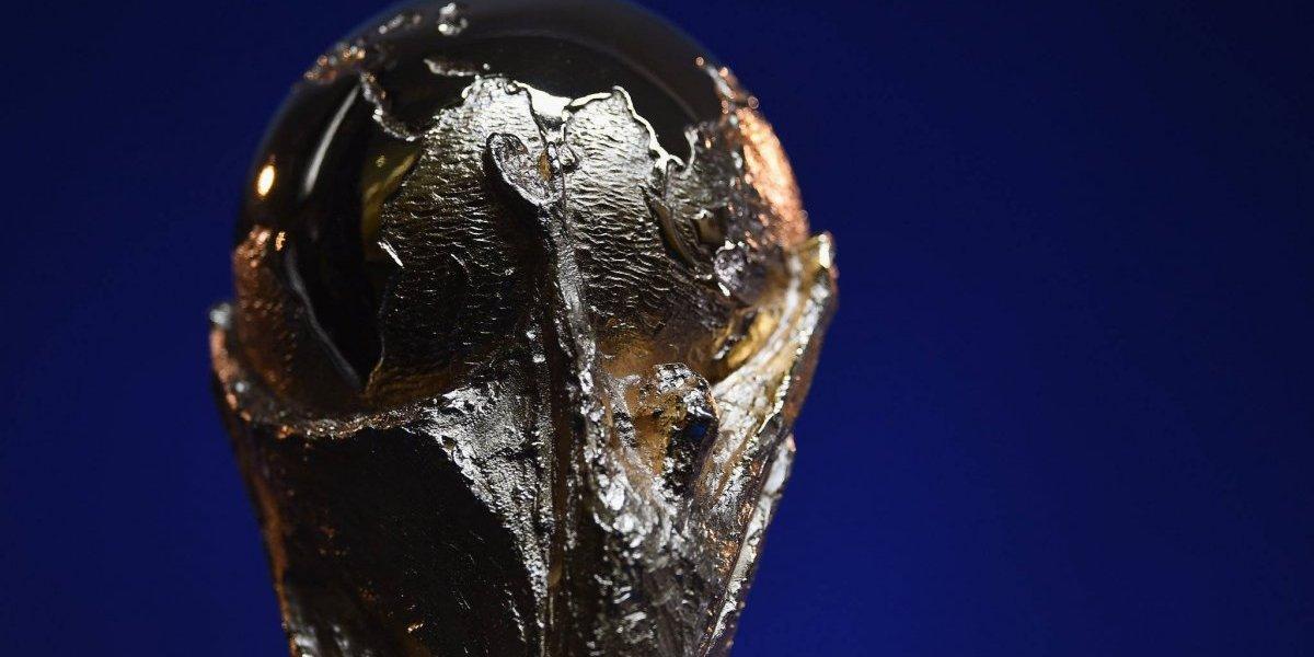 Trofeo del Mundial de Rusia visitará la Ciudad de México