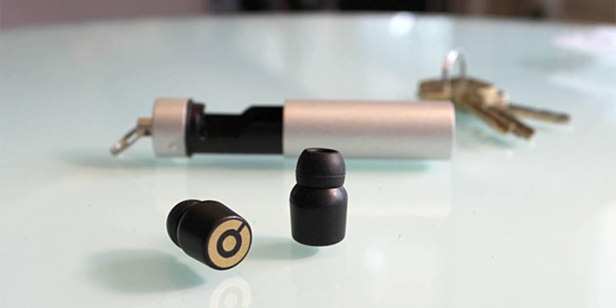 Earin, los auriculares Bluetooth más pequeños del mundo