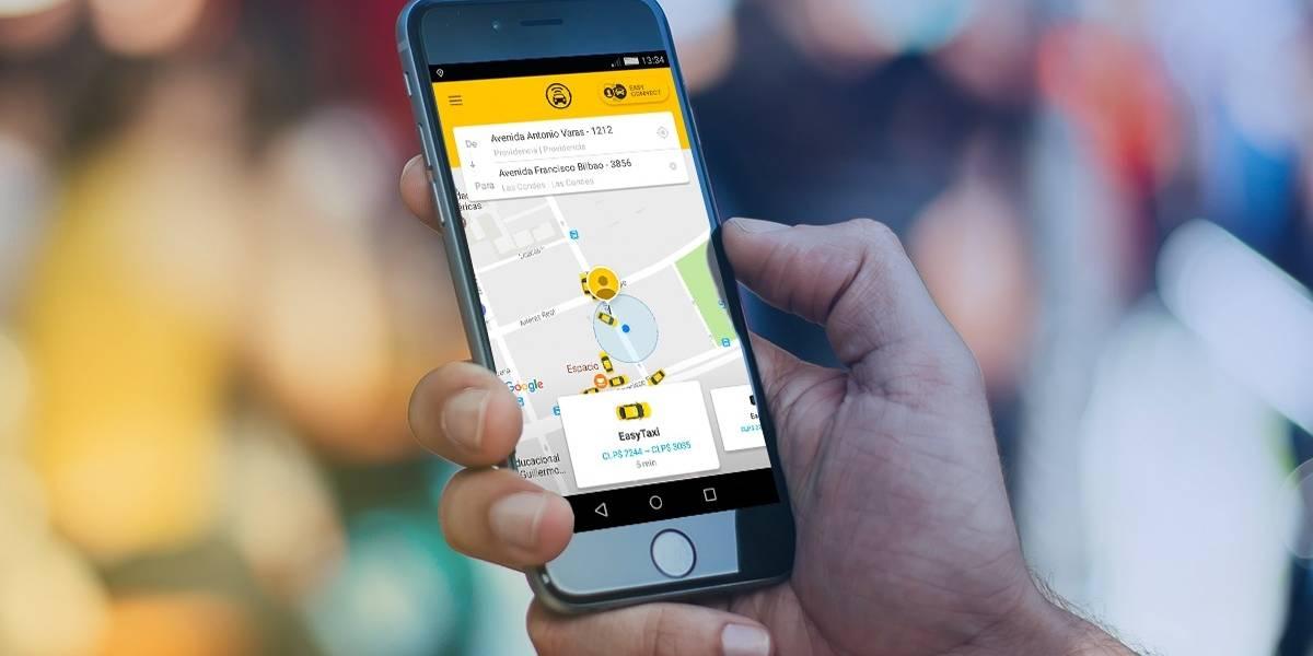 Easy Taxi implementa nuevo sistema de taxímetro digital