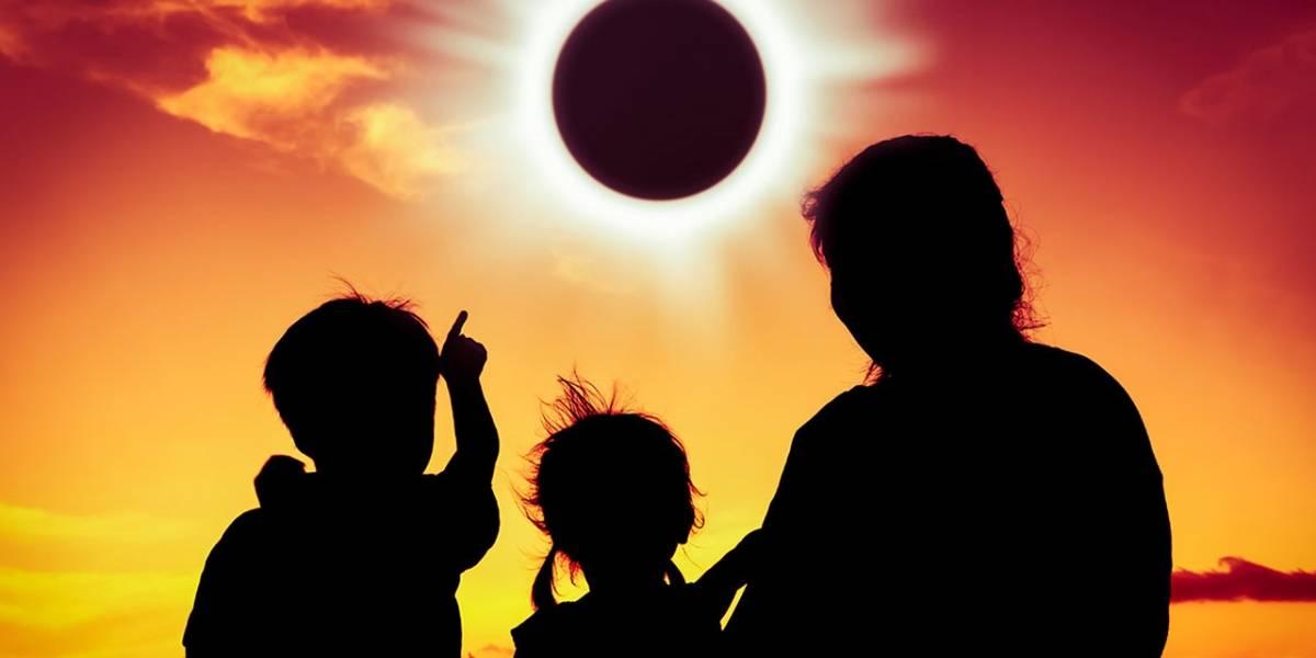 Estos son los horarios para ver el eclipse solar en México