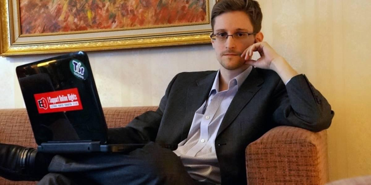 Edward Snowden grabó una canción con Jean-Michel Jarre