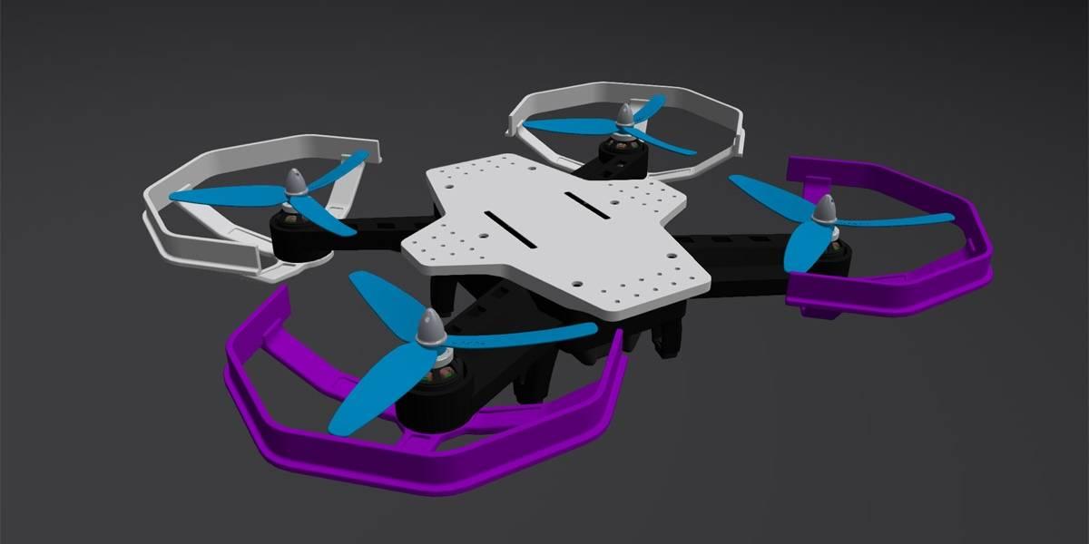 Eedu quiere ser un dron DIY que también eduque