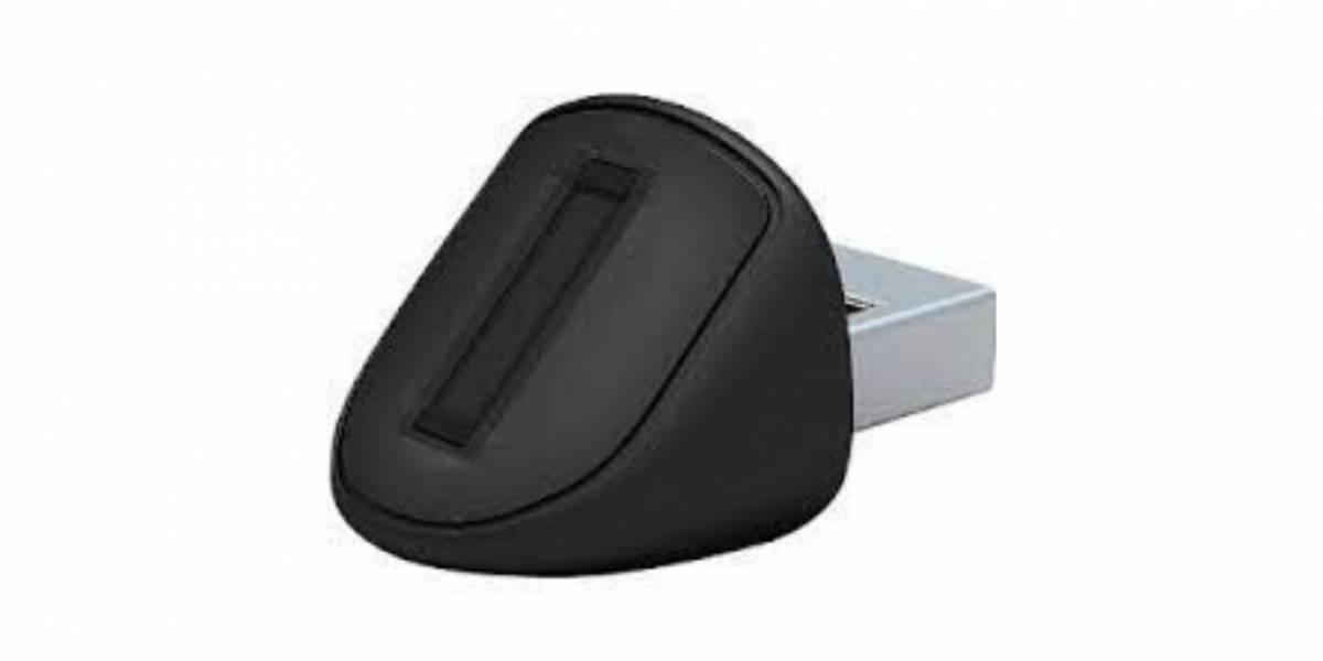 Este sensor de huellas vuelve tu PC compatible con Windows Hello