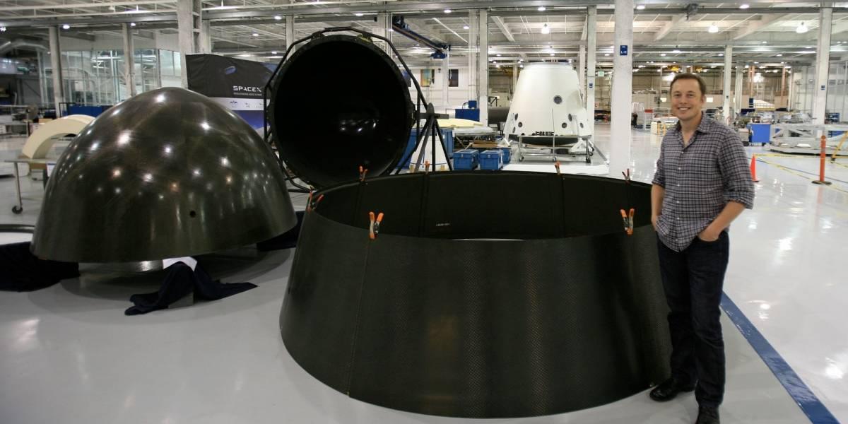 Confirmado: Google invertirá en SpaceX