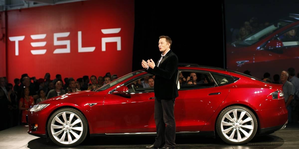 Por algún motivo puedes dibujar en tu nuevo Tesla