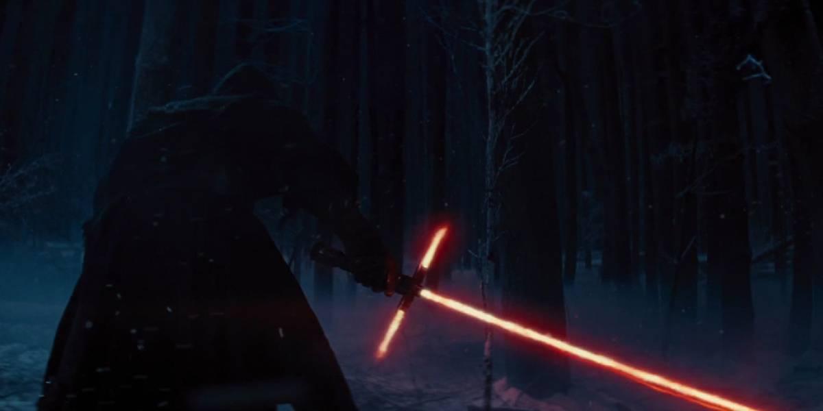 Disney busca a quien filtró la imagen del villano de Star Wars: Episode VII