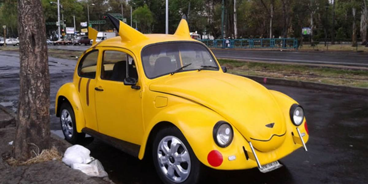 En Volkswagen prohíben a sus trabajadores a jugar Pokémon Go