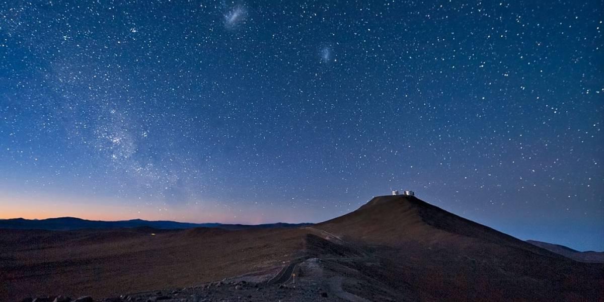 """Chile protegerá sus cielos oscuros a través de """"santuarios"""" para la astronomía"""