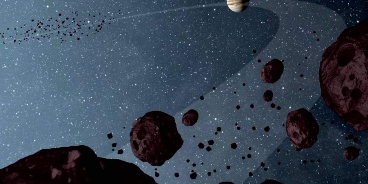 NASA autoriza misión al asteroide Psyche, un gigante hecho de hierro y níquel