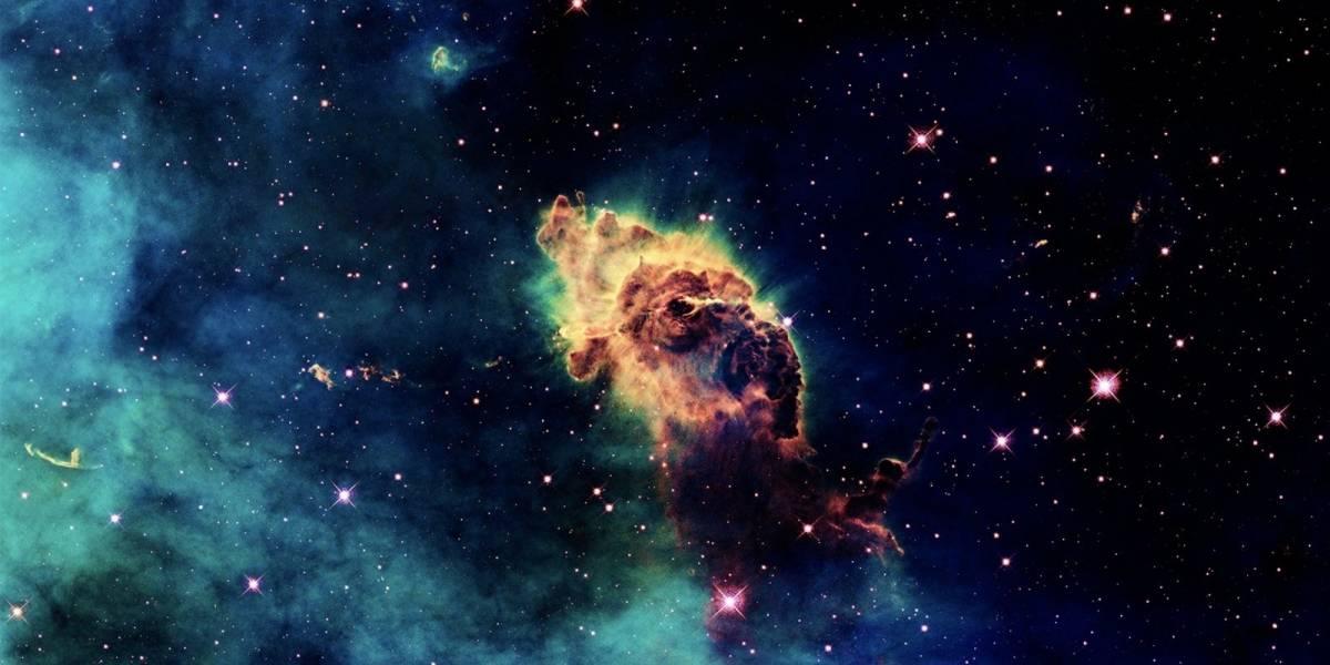 Nuevo estudio postula que la Vía Láctea está en medio de la nada