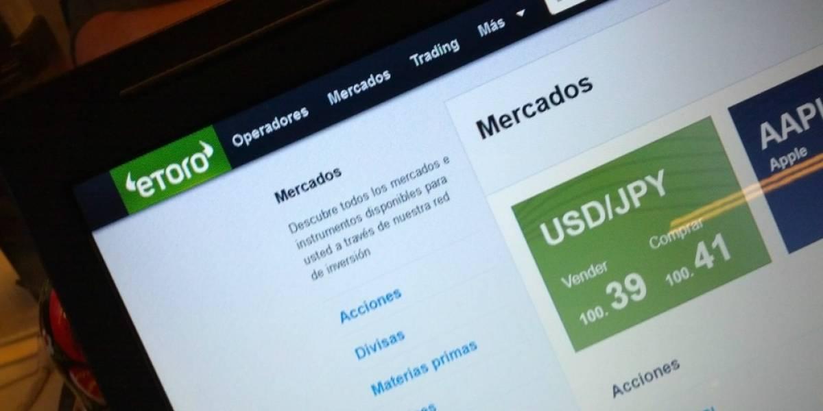 eToro se lanza en Chile buscando la expansión en Latinoamérica