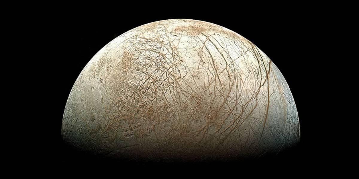La NASA dio luz verde a la misión para estudiar a la luna Europa