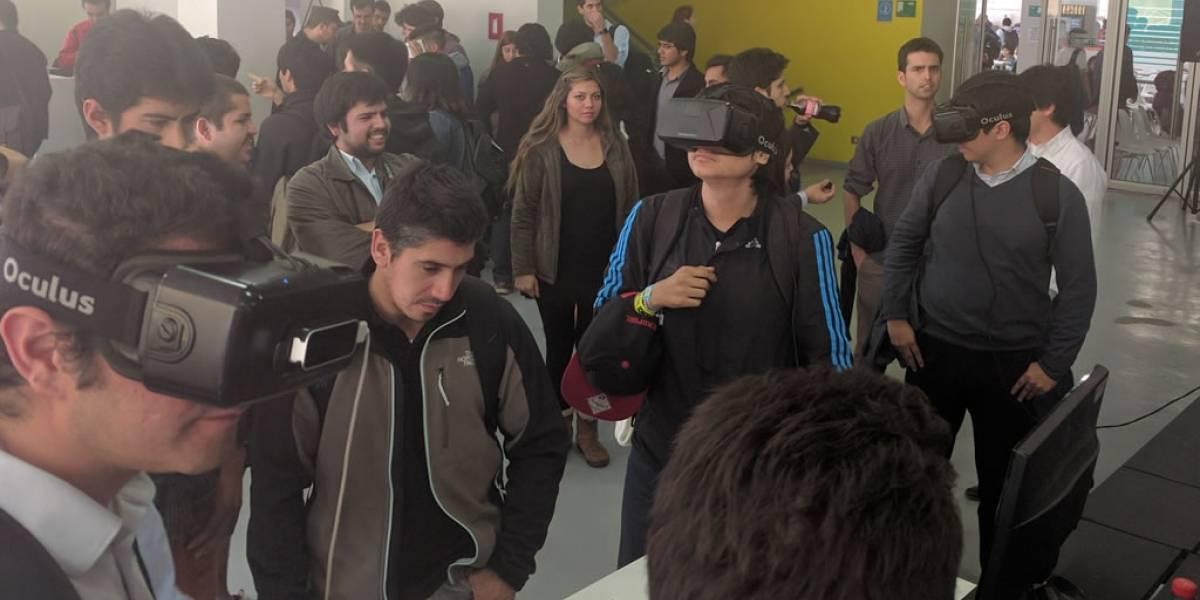 Virtual Chile, una instancia para conocer a fondo la VR en la actualidad