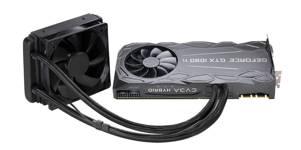 EVGA lanza su poderosa GeForce GTX 1080 Ti FTW3 Hybrid