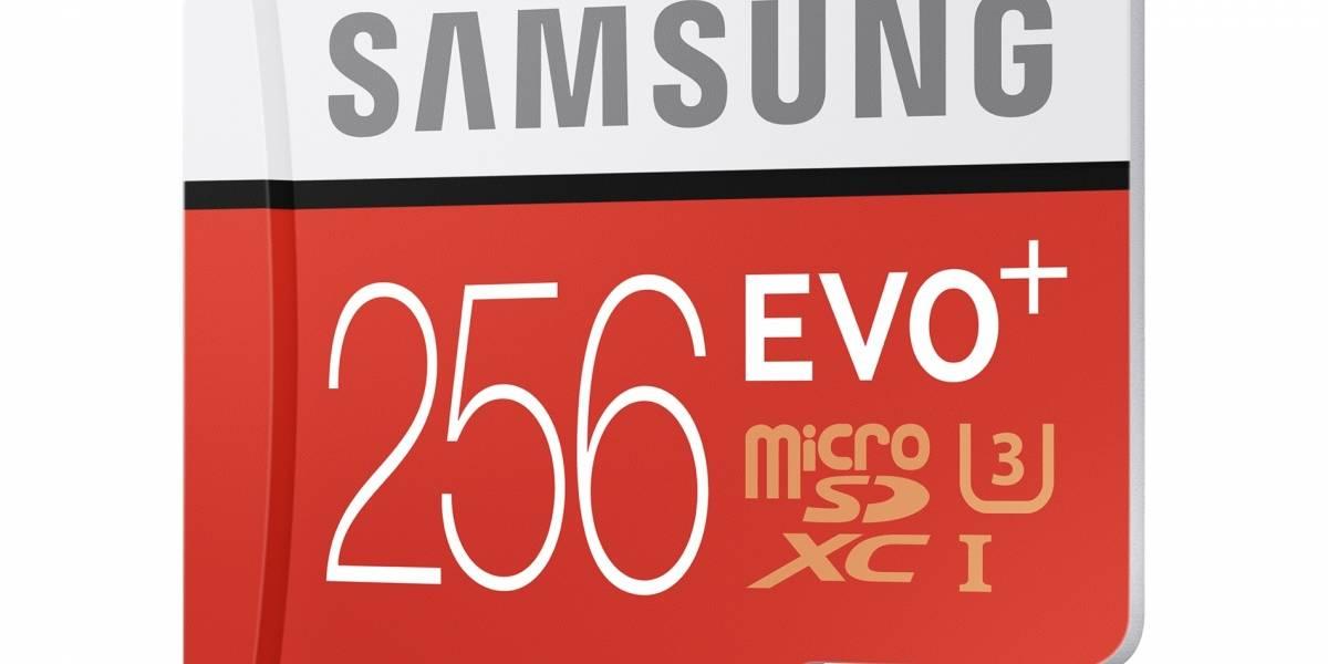 Esta es la tarjeta microSD con mayor capacidad del mundo