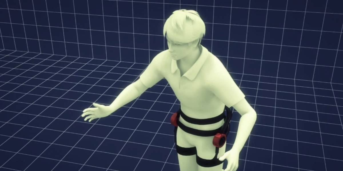 Empleados de aeropuerto japonés comenzarán a trabajar usando exoesqueletos