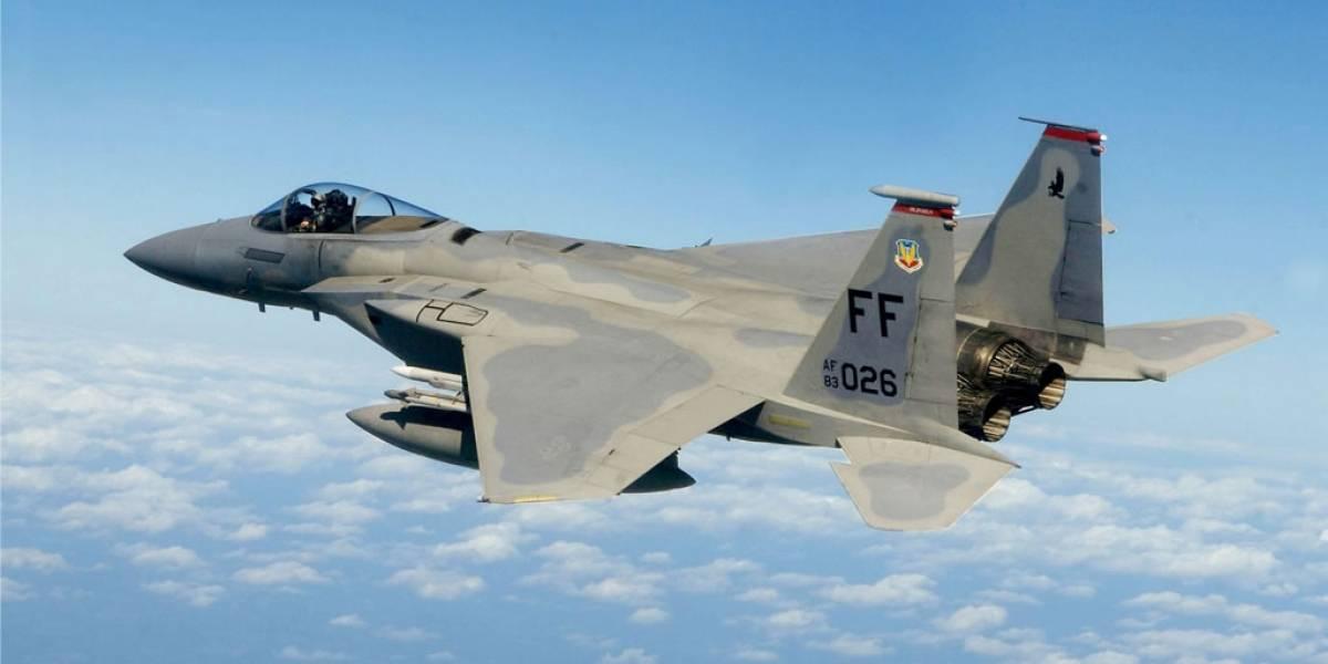 Hackers de Corea del Norte roban planos de un F-15