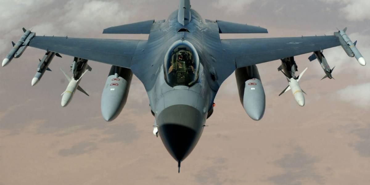 Paciente en Noruega salva la vida gracias a avión F-16