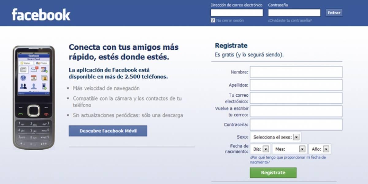 Infografía con todos los errores de Facebook