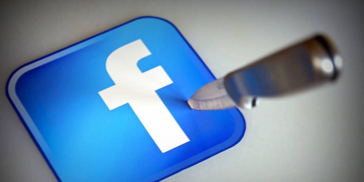 Facebook envía reporte por transmisión de un asesinato en Live