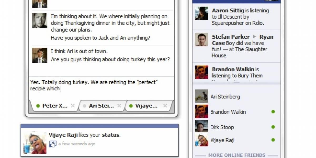 Se viene el Facebook Messenger para Windows
