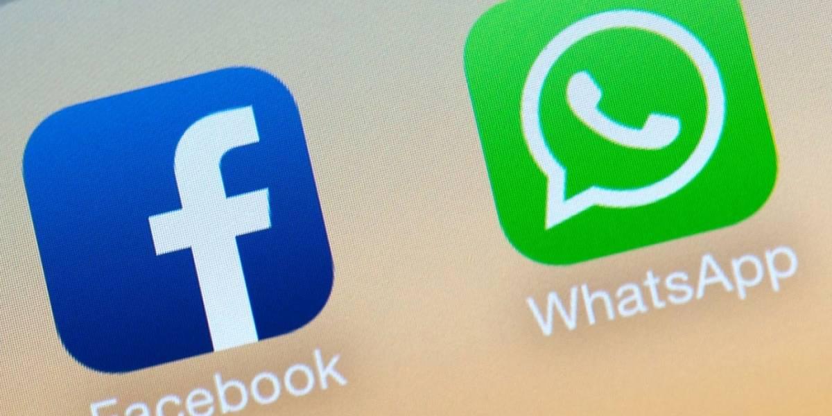 Alemania le prohíbe a Facebook recolectar datos desde WhatsApp