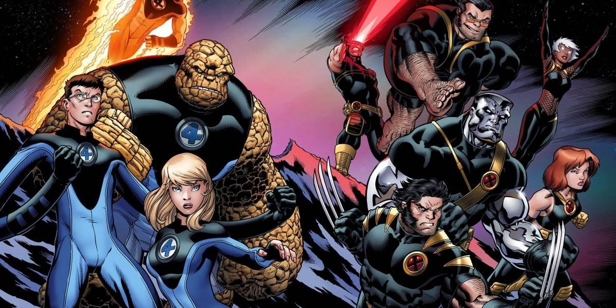 Desechan el crossover cinematográfico de Fantastic Four y X-Men tras el fiasco de Josh Trank