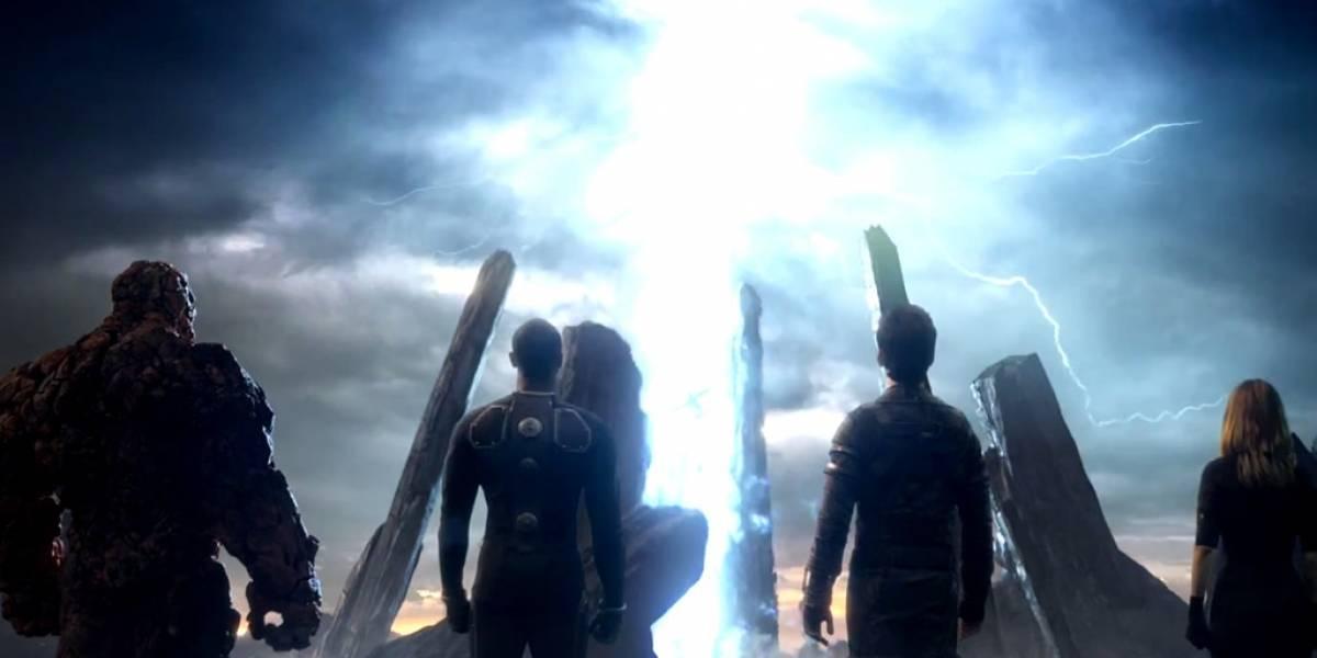Este es el primer vistazo a la próxima película de Los Cuatro Fantásticos
