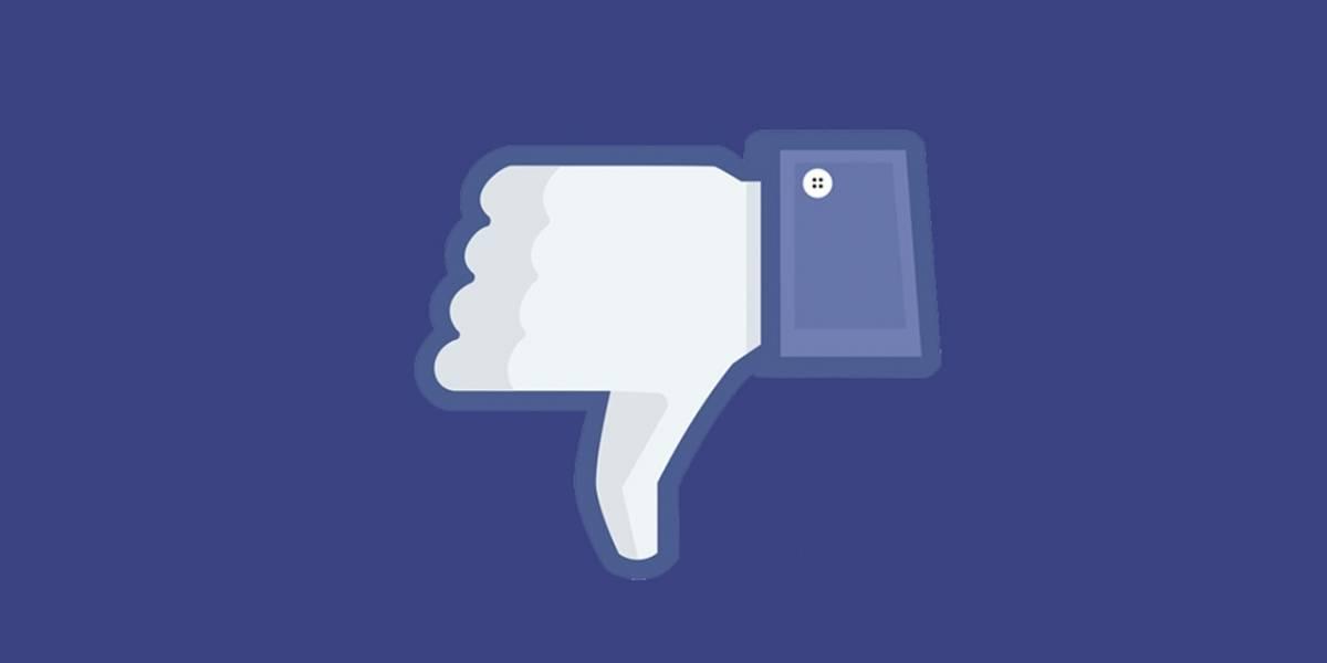 Facebook e Instagram sufren caída del servicio por casi una hora