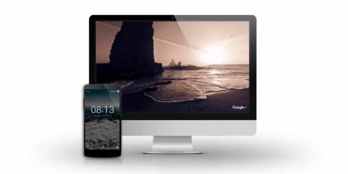 Google lanza Featured Photos, un salvapantallas para Mac