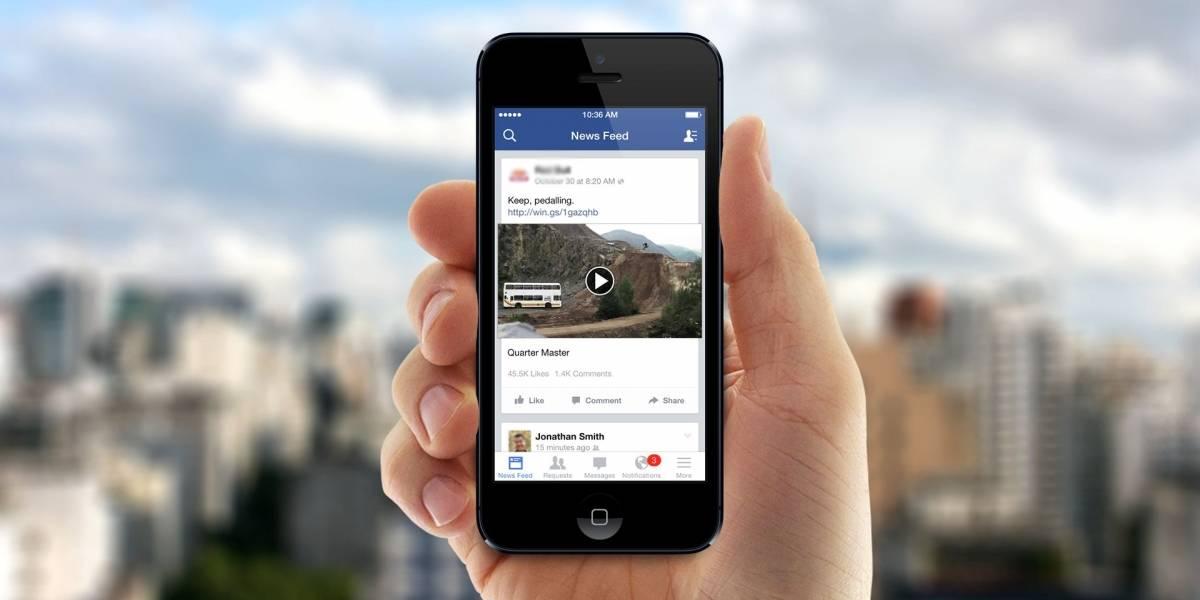 Facebook mintió sobre la audiencia y las métricas de sus videos durante dos años