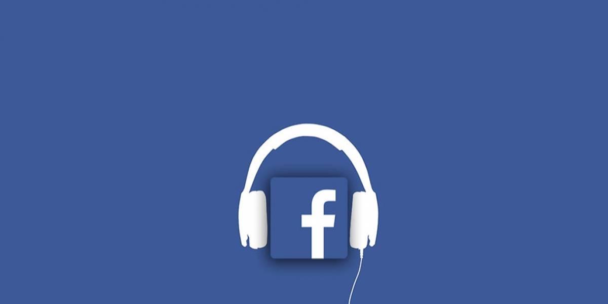Facebook estaría buscando un experto en licencias musicales
