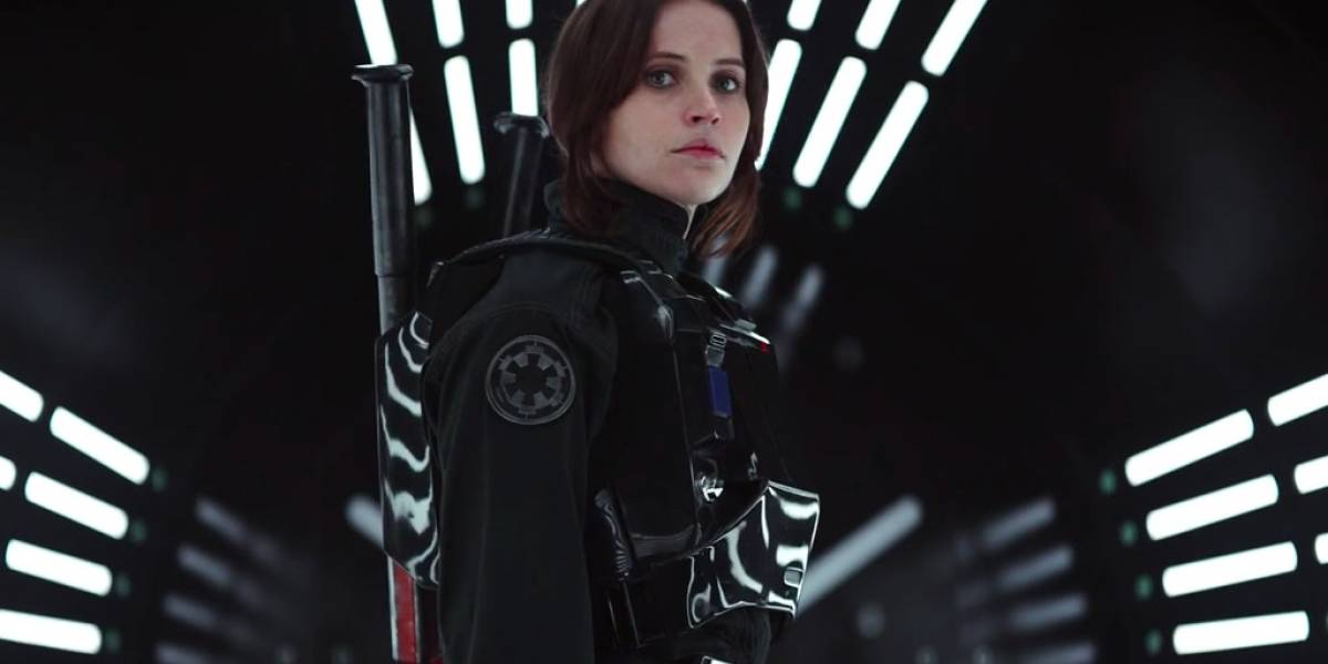 Mira el primer avance de Rogue One: A Star Wars Story