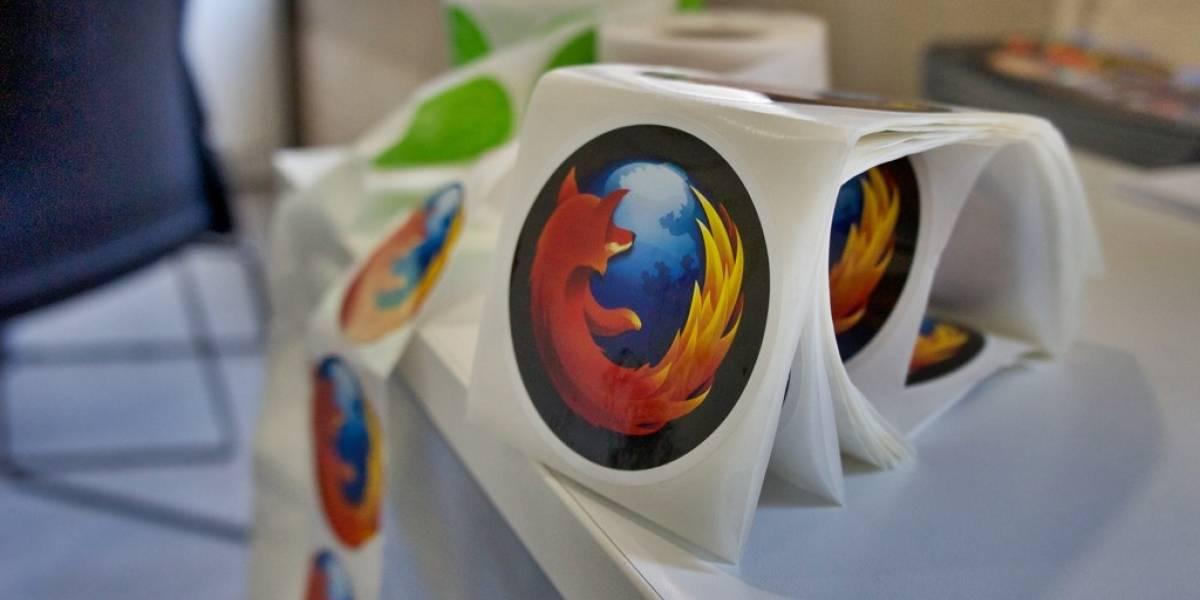 Firefox te sugerirá contenido de acuerdo a tu historial de navegación