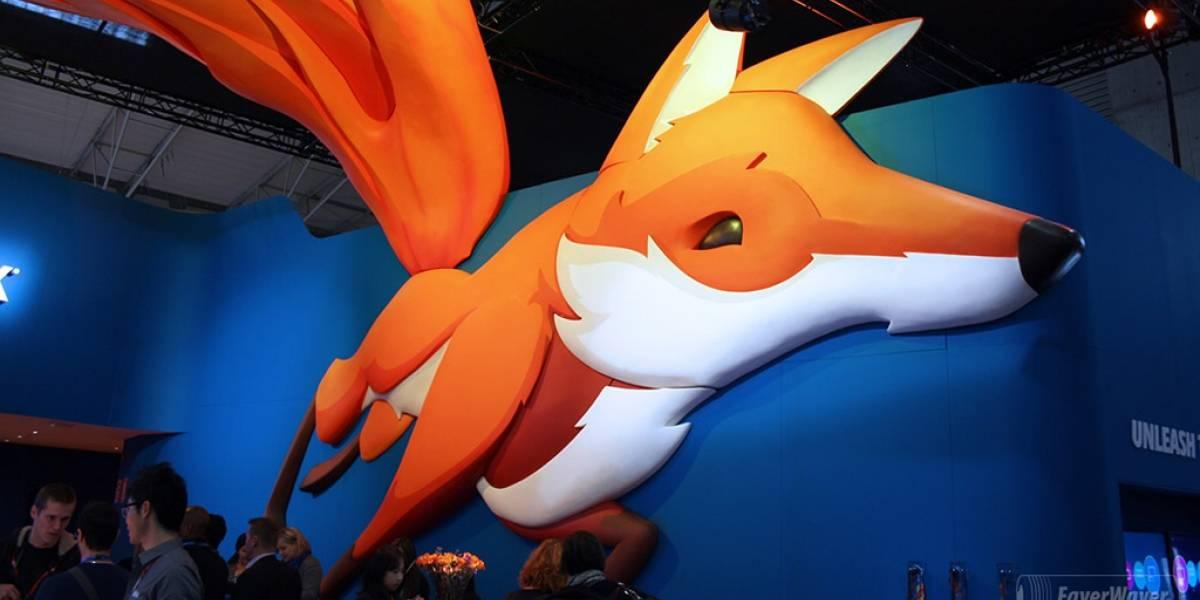 Mozilla bloquea Flash en Firefox hasta que Adobe resuelva los problemas de seguridad