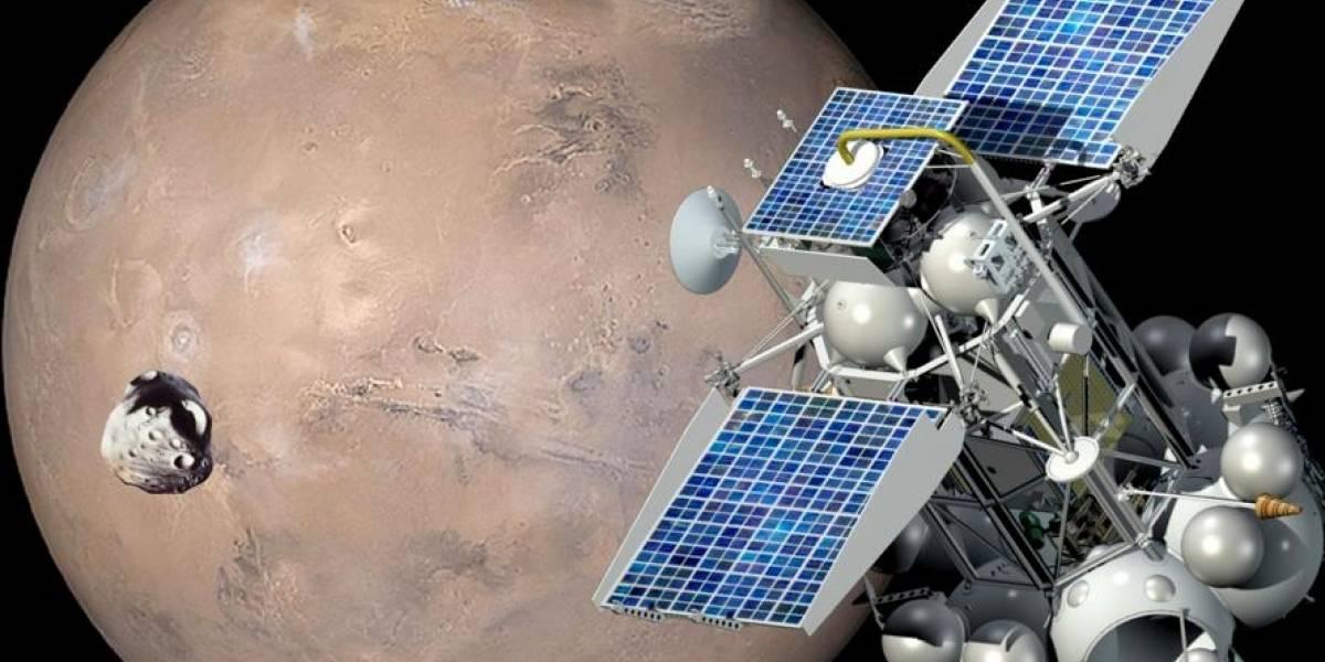Sonda rusa Fobos-Grunt podría caer a la Tierra en enero