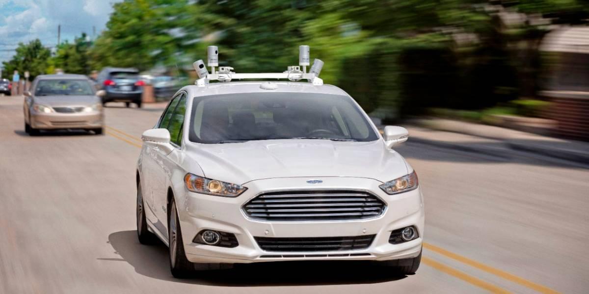 Ford anuncia sus planes de autos autónomos para el 2021