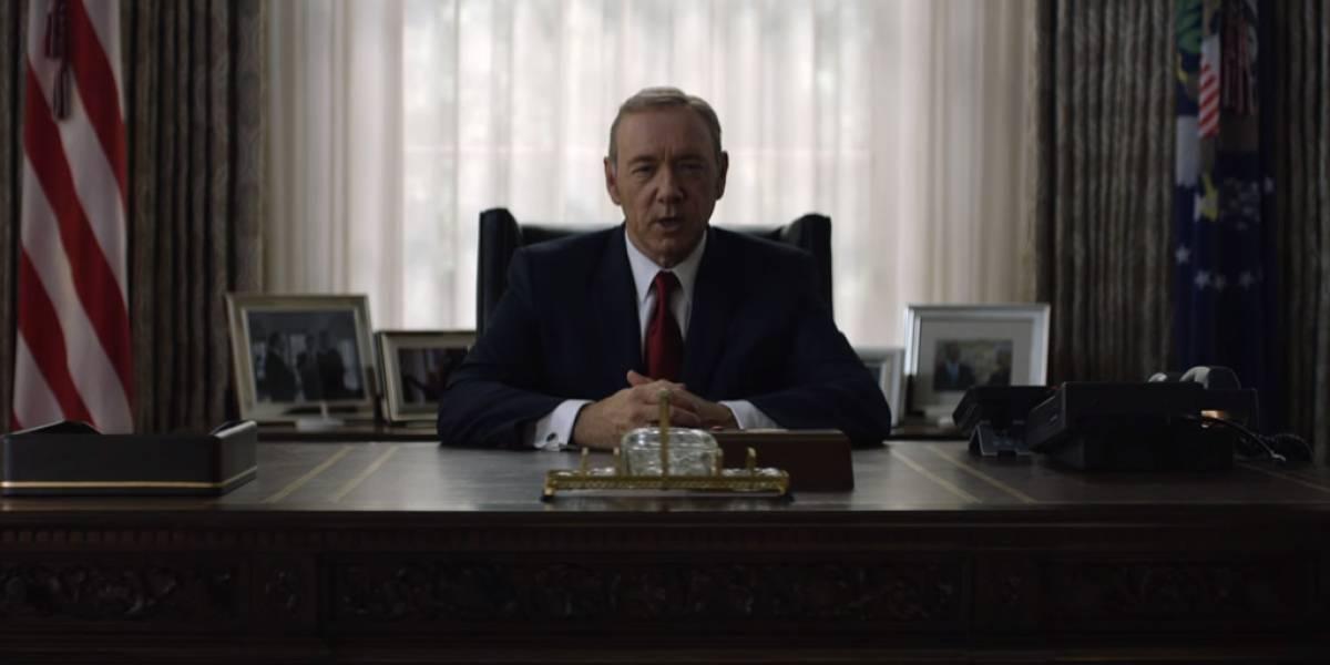 Llega el tráiler de la quinta temporada de House of Cards