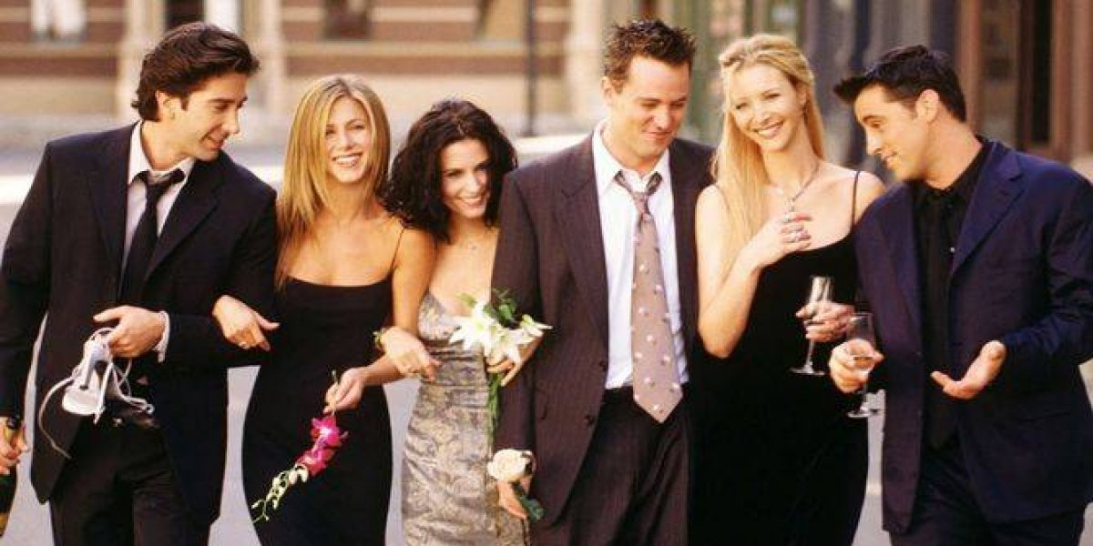 """El tráiler de """"Friends"""" que decepcionó a Internet"""