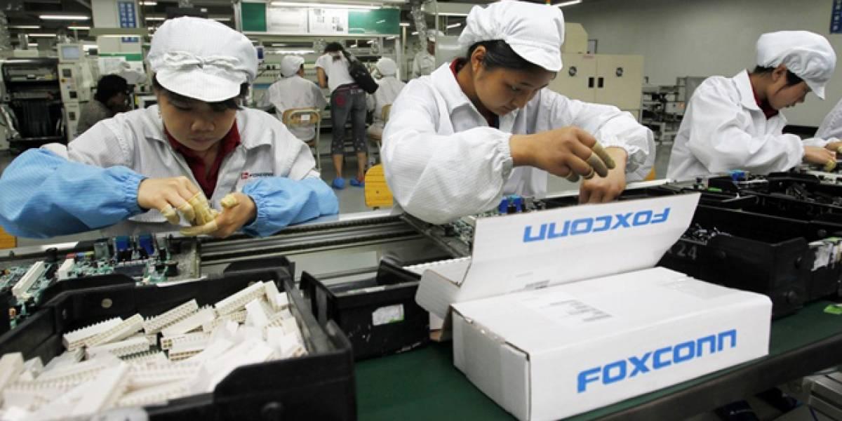 Foxconn planea lanzar su propia marca y línea de productos