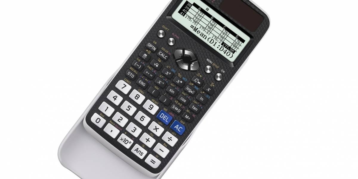 Casio presenta nuevas calculadoras compatibles con nuestros teléfonos móviles