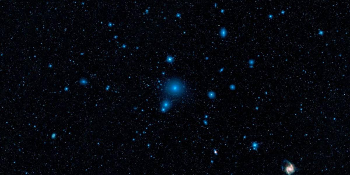 La señal que hace creer a la NASA que ha observado materia oscura