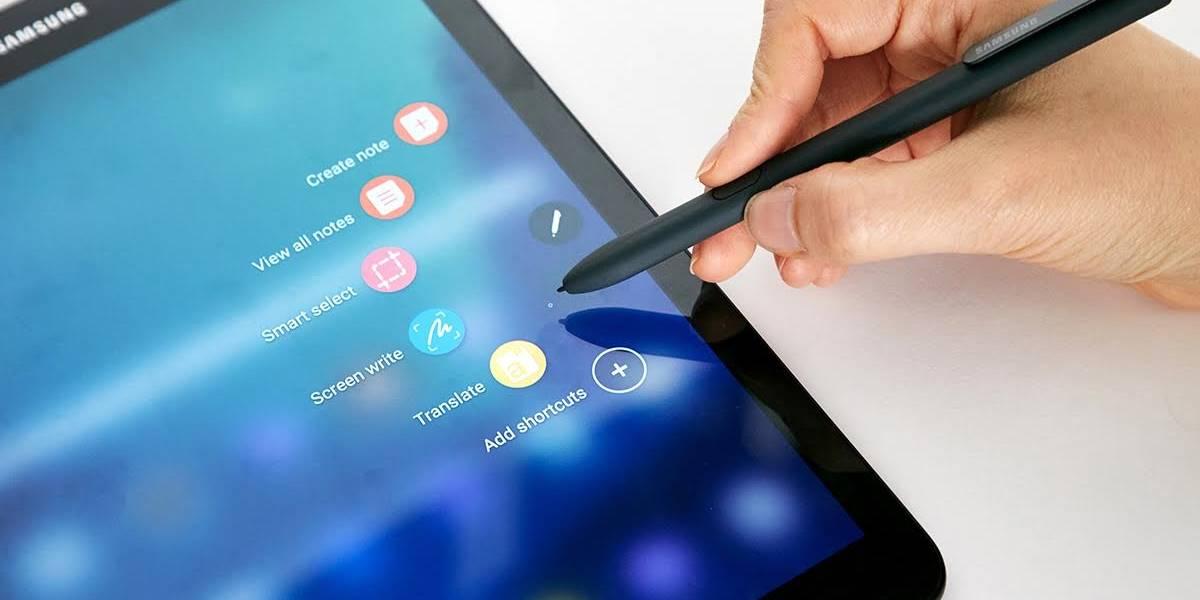 El Galaxy Tab S3 ya está en Chile