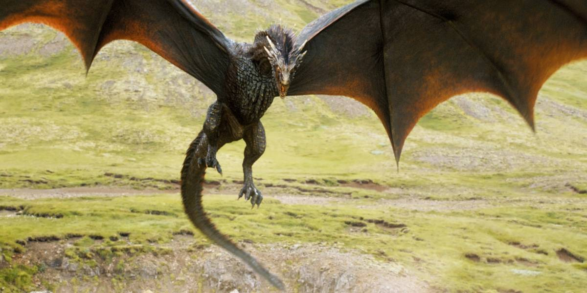 Los dragones en Game of Thrones son las armas nucleares de Poniente