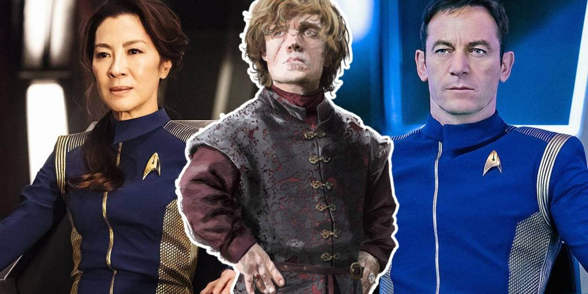 Star Trek: Discovery admite que quiere ser como Game of Thrones