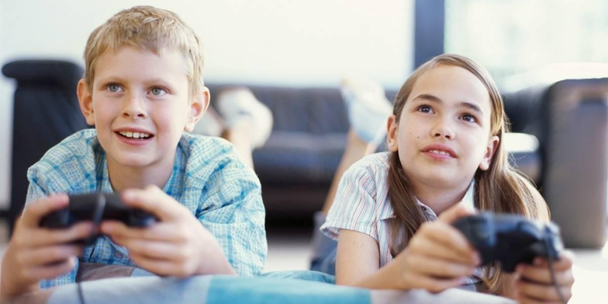 Jugar videojuegos puede ser beneficioso para los cerebros de los niños